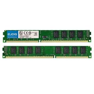 Image 2 - 10pcs 2gb ddr3 1333mhz pc3 10600u שולחן העבודה זיכרון DIMM 240 פינים RAM 1.5v שאינו ECC