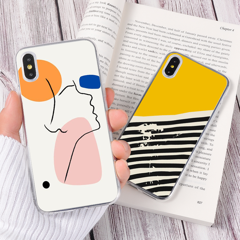 Hot <font><b>Sex</b></font> Woman Fashion Abstract Art Soft Silicone Phone <font><b>Case</b></font> For <font><b>iPhone</b></font> 11 Pro Max For <font><b>iPhone</b></font> XR XS Max <font><b>7</b></font> 8 6 6S <font><b>Plus</b></font> 5 5S Cover image