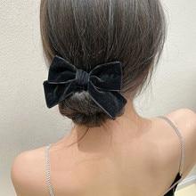 1PC Beauty bow Magic Hair Buns Stylish Twist Ring Former Shaper Donut Chignon Maker Clip Hair Curler Accessory 2020