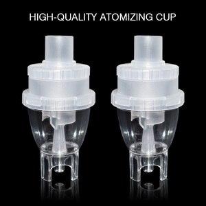 Image 4 - Медицинский Ингалятор, 1 шт., небулайзер для ингаляционных принадлежностей, инжектор с распылителем, нетоксичный полипропиленовый материал