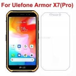 На Алиэкспресс купить стекло для смартфона tempered glass for ulefone armor x7 screen protector 9h protective film on ulefone armor x7 pro ip68 screen film x 7 pro cover