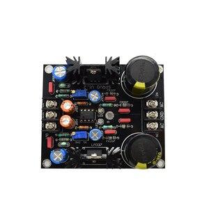 Image 5 - Lusya LM317 LM337 Servo Rettifica Filtro Scheda di Alimentazione AC a DC Filtro di Alimentazione G12 012