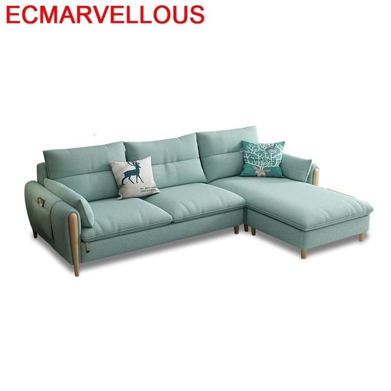 Wypoczynkowy Kanepe Meble Puff Asiento Living Room Mobili Set Recliner Sillon Oturma Grubu Mobilya Furniture De Sala Mueble Sofa