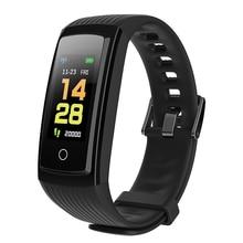 KLW V5S חכם שעון צמיד ספורט פעילות Tracker צמיד בריאות IP67 עמיד למים כושר להקת עבור אנדרואיד iOS