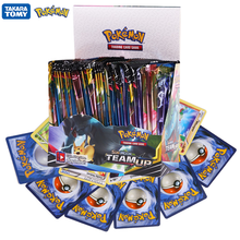 324Pcs/Box Pokemon Cards TCG:Sword&Shield Sun&Moon TEAM UP English Trading Card Game Booster Box Collectible Kid Toys Gift