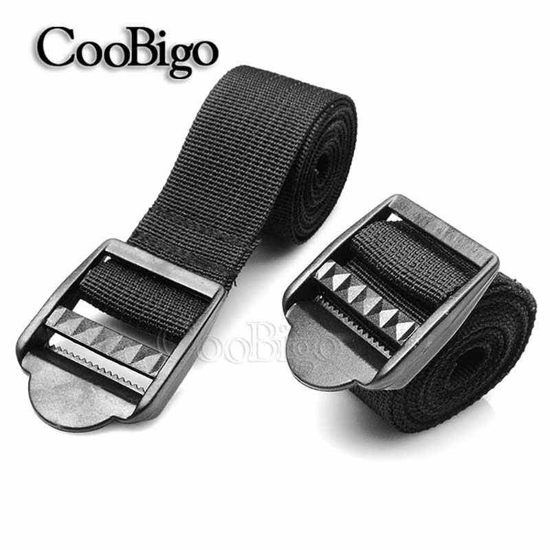 """حجم 1 """"~ 2"""" عرض الكلاب طوق PP حزام تعادل العلامة التجارية بوم قابل للتعديل سلم قفل الأمتعة لاش حزام الظهر حزام حقيبة الملحقات"""