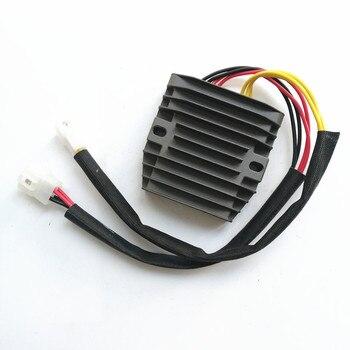 New Voltage Regulator Motorcycle Ignition Regulator Rectifier For Triumph Sprint ST 1050 2005-2010 OEM T1300560 T1300535