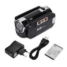 Digital camcorder 720P Full HD 16MP DV Camcorder Digital Video Camera 270 degree Rotation Screen 16X Night Shoot Zoom