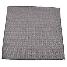 Mayitr 40 x 40cm Microfiber Waffle Towel Soft Car Cleaning Wash Dry Polishing Detail Cloth Care