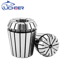 UCHEER 1pc Stainless steel ER20 ER25 Collet Chuck For Milling Engraving Machine Repetitious Flexible CNC Collet