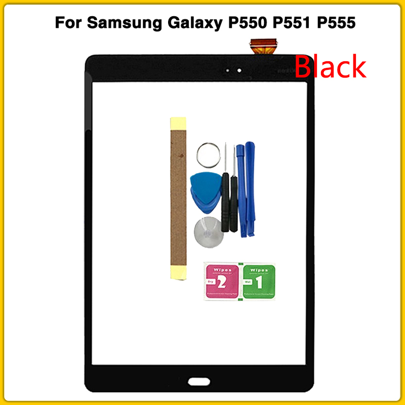New Touch Screen For Samsung Galaxy Tab A SM-P550 P550 P551 <font><b>P555</b></font> 9.7