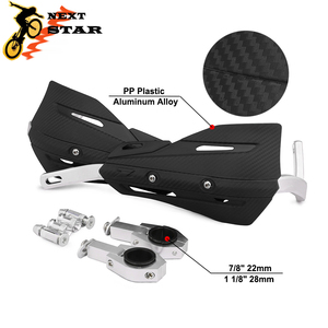 Image 3 - Motorcross 28mm 22mm Handlebar Protection Handguard Handle Bar Hand Protectors For HONDA KTM SUZUKI YAMAHA EXC CRF YZ Motorcycle