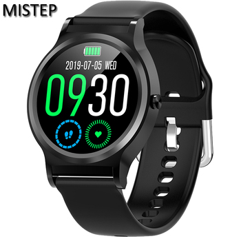 MISTEP CF98 smart watch Full-screen men women Full-touch heart Rate monitor fitness track smartwatch for android IOS iphone