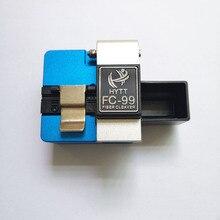 Ücretsiz kargo yüksek hassasiyetli Fiber optik Cleaver FTTH füzyon aracı