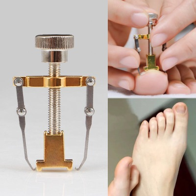 Stainless Steel Nail Corrector Ingrown Toenail Correct Paronychia Nail Recover Foot Profession Pedicure Tools