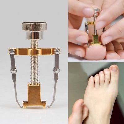 Stainless Steel Nail Corrector Ingrown Toenail Correct Paronychia Nail Recover Foot Profession Pedicure Tools