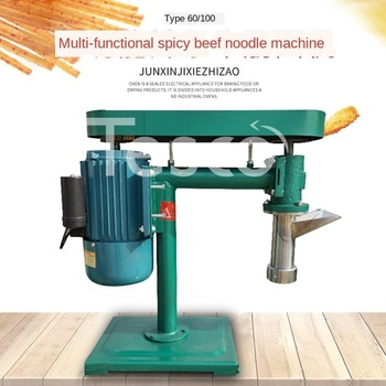 Beef tendon noodle machine spicy pasta machine self-cooked spicy slice machine home small pasta machine commercial electric counter top commercial electric noodle cooker chinese noodle cooker counter top electric pasta cooker