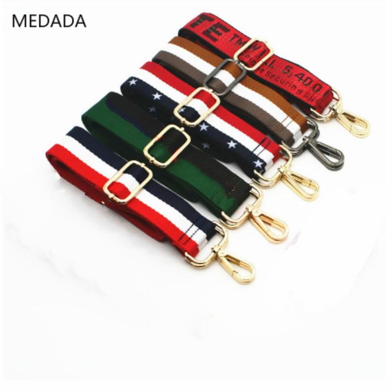 Bag Strap For Women Shoulder Handbag Messenger  Handles Handbags Shoulder Nylon Cross Body Messenger