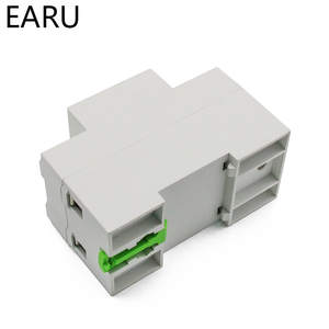 Image 5 - 63A Automatic Reconnect Circuit Breaker Over And Under Voltage Over Current Leakage Protection Surge Protect Protector Relay