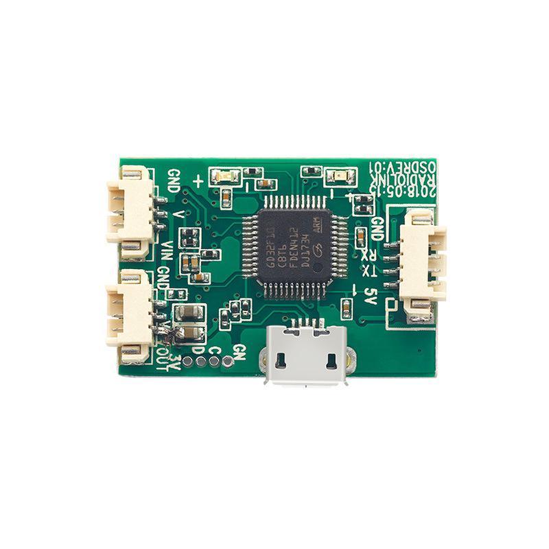 RCtown Radiolink Mini OSD Module for Image Transmission Mini PIX / Pixhawk Flight Controller Board RC Drone FPV Racing
