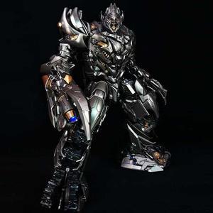 Image 4 - WJ Robot transformable MPM04 MPM 04, manzana negra, W8606, Comandante OP, Dios por la guerra, de gran tamaño, modelo de figura de acción