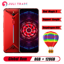 Original ZTE Nubia Red Magic 3 Mobile phone 6.65