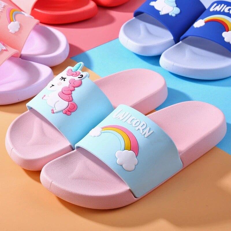 Cartoon Fruit Women Slippers watermelon banana Home Slippers Summer Sandals Slides Women Shoes Flip Flops Sandalias Mujer 5
