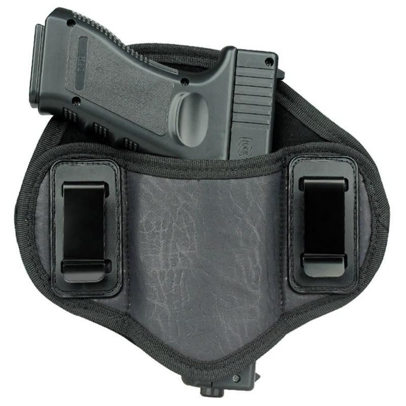 Knife-proof Cutting Concealed Carry Gun Holste Duty Holster, Universal Gun Holster LightTuck IWB Kydex Gun Holster- Glock