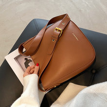 Винтажная маленькая сумка из искусственной кожи для женщин 2020