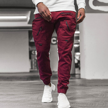 Hip hop street clothing casual men's trousers jogger outdoor casual men's pants 2020 new brand men's clothing