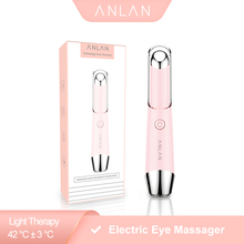ANLAN Eye Massager Anti Aging Wrinkle Eye Patch Ion Relief Massage Machine Rejuvenation Beauty Care Portable Pen Eye Care Tools
