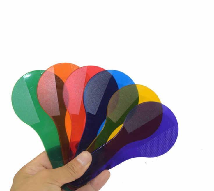 6 個ベビー楽しいモンテッソーリ教育絵画描画色マッチング認知プラスチックビート委員会キッズおもちゃ子供のギフト