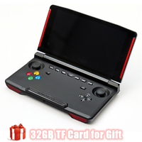 X18 Andriod Handheld Game Console 5.5 INCH 1280*720 Screen Quad Core 2+32GB Support WIFI BT Portable Video Handheld Game Player