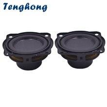 Tenghong 2 шт водонепроницаемый динамик 4 Ом 5 Вт домашний bluetooth