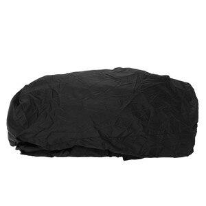 Image 2 - Snowmobile capa impermeável poeira trailerable trenó capa de armazenamento anti uv all purpose inverno motorcyle exterior 368x130x121cm