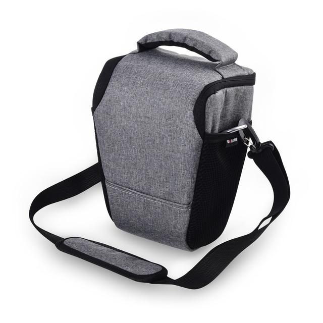 DSLR Camera Bag Case For Nikon D3400 D3500 D5600 D7500 P900 S Canon 1100D 200D 750D 80D T6 Lens Pouch Shoulder Package
