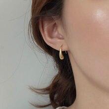 Mini coreano brincos para mulheres moda jóias simples elegante pequeno ouro parafuso prisioneiro brinco meninas piercing orelha jóias presentes