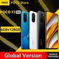 [Мировая премьера в наличии] глобальная версия POCO F3 5G Смартфон Snapdragon 870 Octa Core 6 ГБ 128 6,67