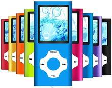 Mini lecteur de musique de Sport MP3 avec carte TF de 16 go, écran de 1.8 pouces, Radio FM, E-book, HiFi, baladeur MP 3 MP4