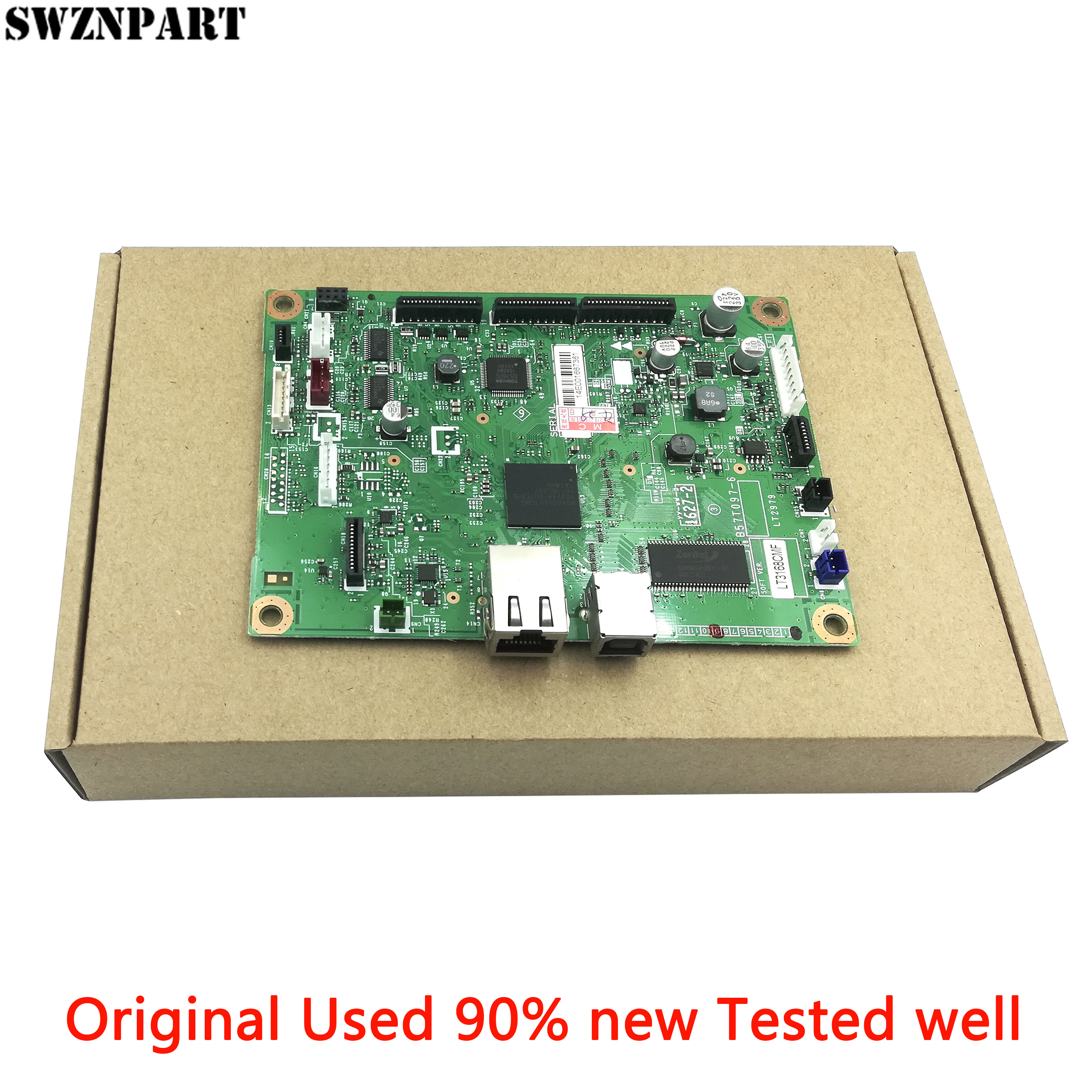 Free Shipping! FORMATTER PCA ASSY Formatter Board Logic MainBoard Mother Board For Brother L2540DW L2540 2540
