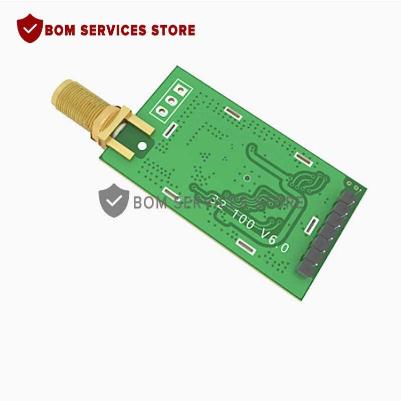 Nuevo SX1278 433 MHz inalámbrico rf módulo iot transceptor CDSENET E32-433T20DT UART largo alcance 433 MHz rf receptor transmisor