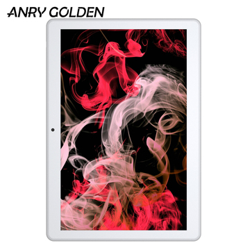 ANRY Google Play 10 Inch Tablet Android 7.0 Quad Core MTK6580 IPS Screen Dual Wifi 3G Phone Call Yoube Tablet 10.1
