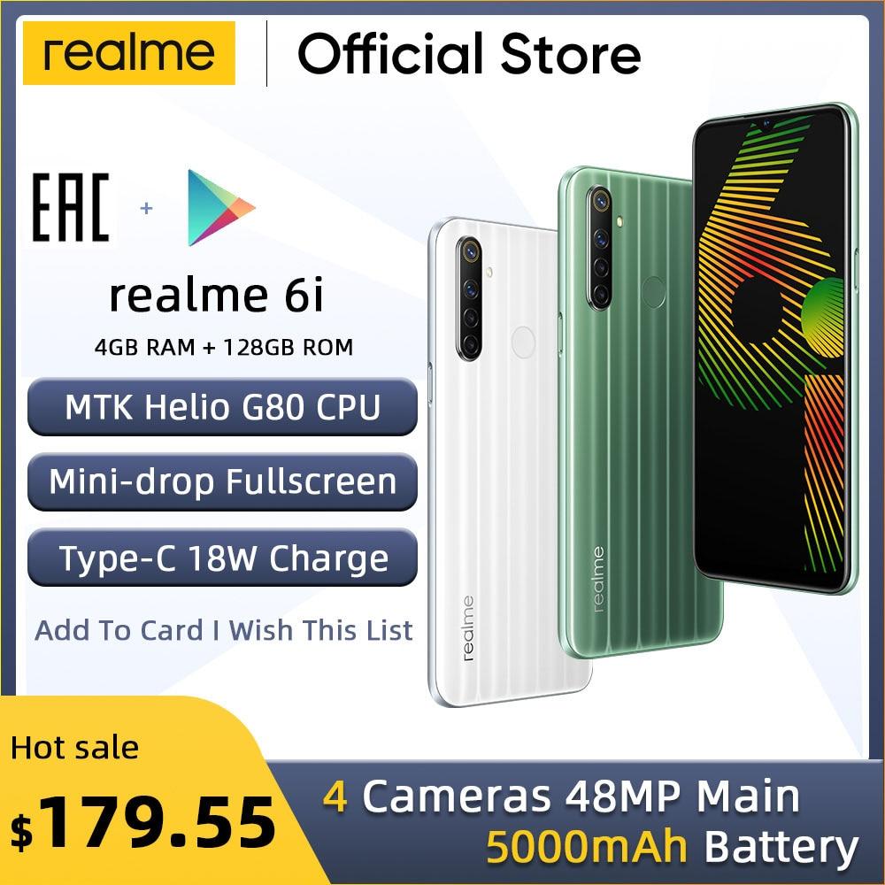 Realme 128GB 4gbb LTE/GSM/WCDMA Nfc Supercharge Bluetooth 5.0 Octa Core Face Recognition/fingerprint Recognition