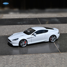 welly 1:18 Aston Martin db9  alloy car model simulation car decoration collection gift toy Die casting model boy toy aston martin db9 coupe 1 18 car model welly fx original collection alloy diecast sports car supercar boy luxury cars simulation