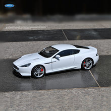 Welly 1:18 Aston Martin db9 legering model auto simulatie auto decoratie collection gift toy spuitgieten model jongen speelgoed(China)