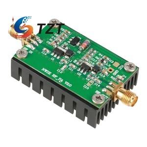 Image 4 - TZT RF Amplifier Board 2MHz 700MHZ Broadband RFเครื่องขยายเสียง3W HF VHF UHF FM Transmitterเครื่องขยายสัญญาณRFสำหรับวิทยุ