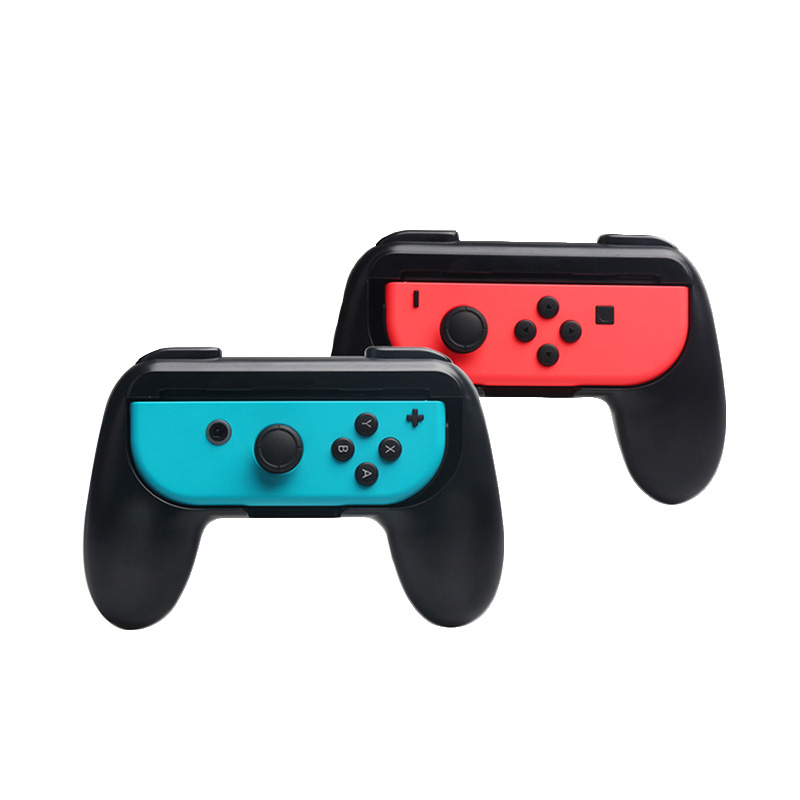 2pcs/set ABS Gamepad Grip Handle Joypad Stand Holder for Nintendo Switch Left Right Joy-Con Game Controller