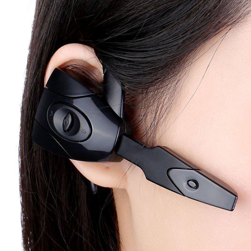 Деловая Bluetooth-гарнитура с микрофоном, перезаряжаемые, длительный режим ожидания, для вождения автомобиля, высокая чувствительность, гарнит...
