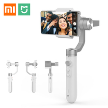 Xiaomi Mijia 3 Axis Handheld Gimbal Stabilizer For Action Camera And Smartphones Providing Stable & Smooth Footage camel footage ii