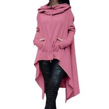 Big size women winter coat trending products 2018 Women Pullover Hoodie autumn coats and jackets ladies windbreaker